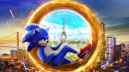 刺猬索尼克 Sonic the Hedgehog (2019)