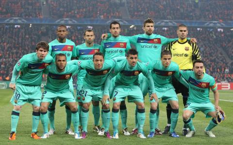 Donbass Arena 2011壁纸