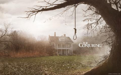 The Conjuring 2013 Horror wallpaper