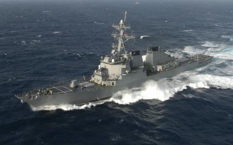 USS Barry(DDG壁纸