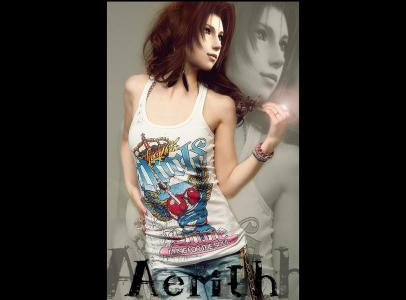 Aerith Gainsborough壁纸