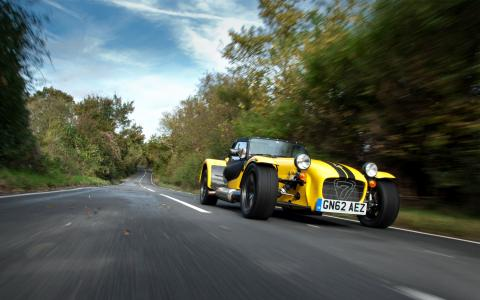 2013 Caterham Supersport R相关车壁纸