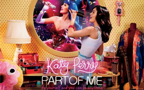 我的Katy Perry Part壁纸