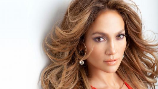 Jennifer Lopez Pose壁纸
