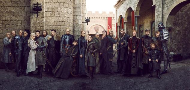 权力的游戏 第?#24605;?Game of Thrones Season 8 (2019)