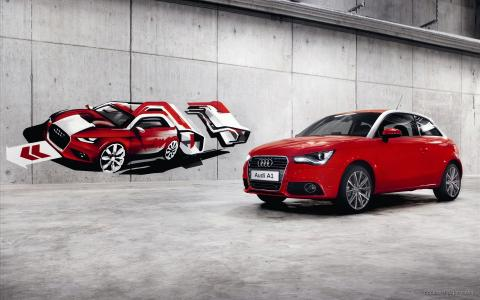 2011 Audi A1Related Car Wallpapers wallpaper