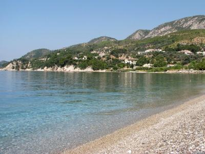 Samos Beach wallpaper