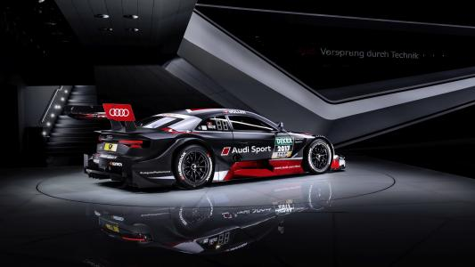 2018奧迪RS 5 Coupe DTM 2similar汽車壁紙壁紙