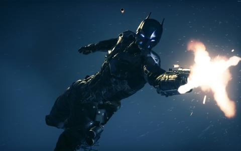 Batman Arkham Knight壁纸