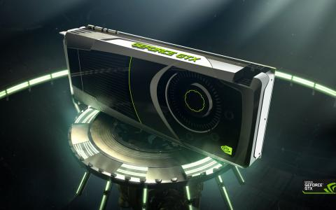 GeForce GTX 680壁纸