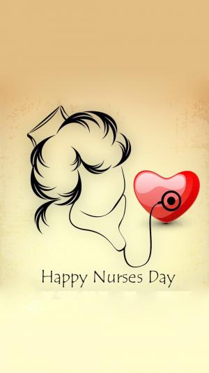 护士节快乐 Happy Nurses Day